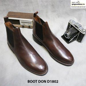 Giày nam Boot thun cổ cao Don D1802 Size 41 001