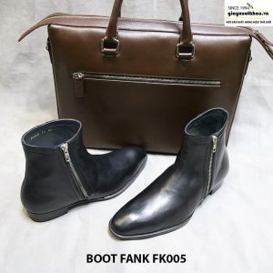 Giày boot nam cổ cao Fank FK005 size 41 006