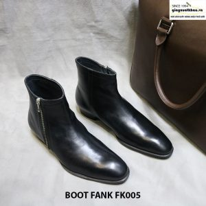 Giày boot nam cổ cao Fank FK005 size 41 001