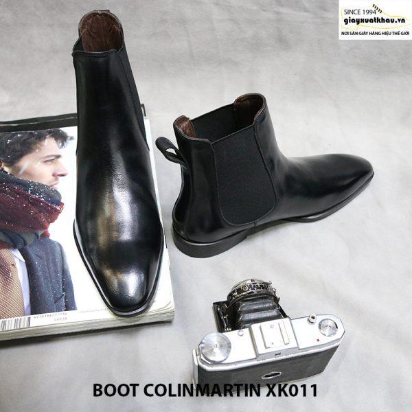 Giày nam cổ cao Boot Colin Martin XK011 size 38 006
