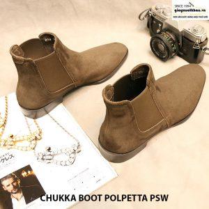 Giày nam cột dây Chukka Boot Polpetta PSW size 40 004