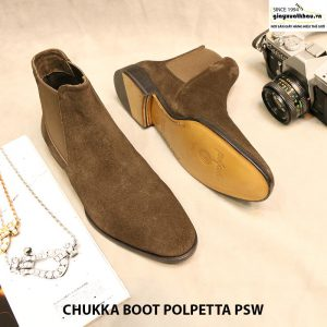 Giày nam cột dây Chukka Boot Polpetta PSW size 40 003