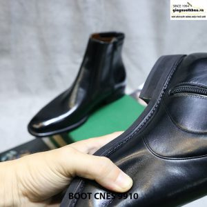 Giày boot cổ cao dây kéo CNES 9910 006