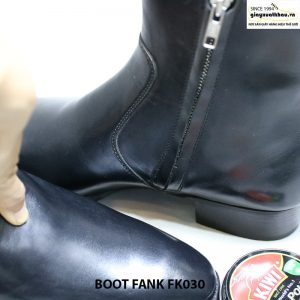 Giày boot nam cổ cao Fank FK030 size 41 006