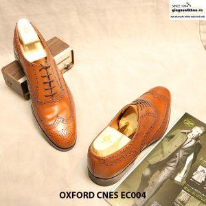 Giày tây nam buộc dây Oxford CNES EC004 size 44 004