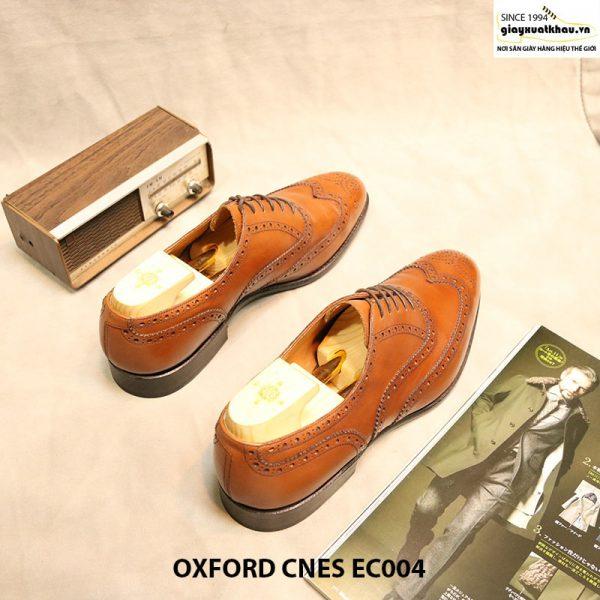 Giày tây nam buộc dây Oxford CNES EC004 size 44 003