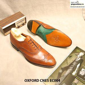 Giày tây nam buộc dây Oxford CNES EC004 size 44 002