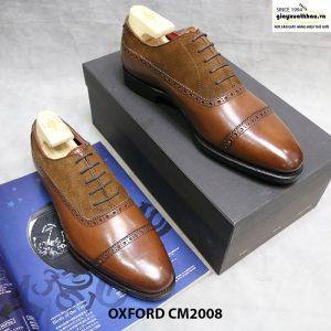 Giày tây nam Oxford Colin Martin CM2008 Size 41 005