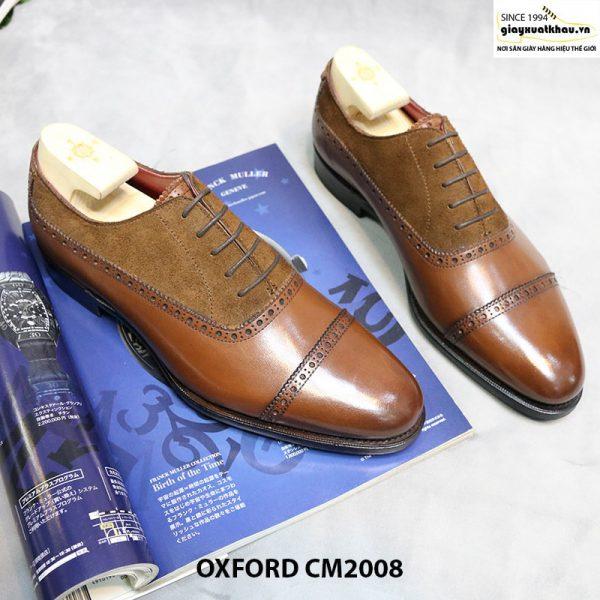 Giày tây nam Oxford Colin Martin CM2008 Size 41 004
