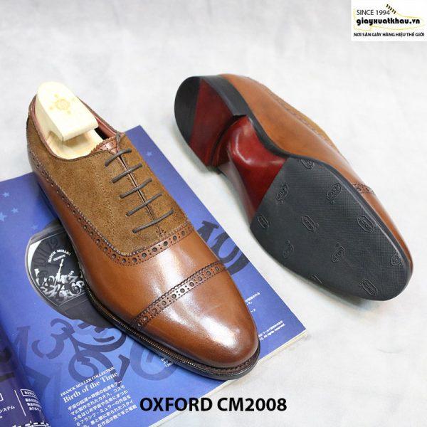 Giày tây nam Oxford Colin Martin CM2008 Size 41 002