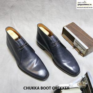 Giày boot cao cổ nam Chukka Chekker size 39 40 001