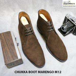 Giày nam Chukka Boot Marengo M12 size 42 001