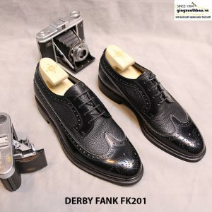 Giày tây nam Derby Fank FK201 Size 39 001