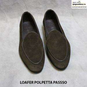 Giày loafer nam giá rẻ Loafer Polpetta Passso 006