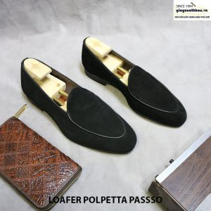 Giày loafer nam giá rẻ Loafer Polpetta Passso 001