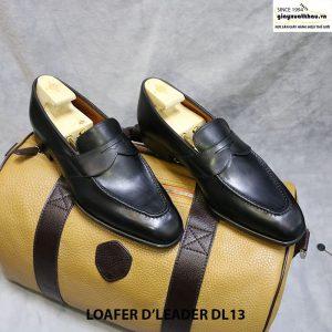 Giày lười nam da bò Loafer DL13 size 43 001