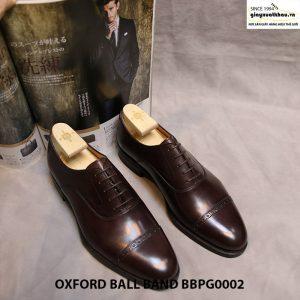 Giày tây nam Oxford Ballband BBPG0002 size 41 001