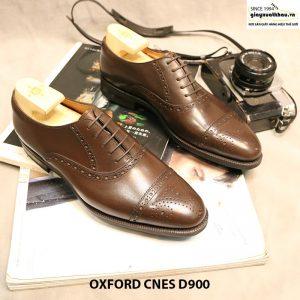 Giày da nam Oxford CNES D900 Size 37 001