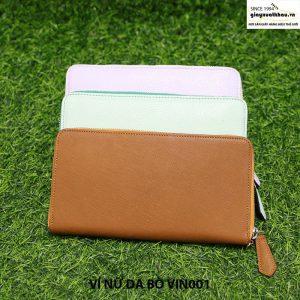 Bóp ví dài cầm tay nữ giá rẻ VN001 001