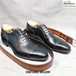 Giày da nam Oxford cao cấp MS209 Size 42 001