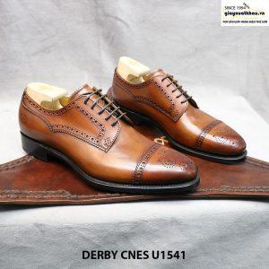 Giày Derby nam giá rẻ CNES U1541 Size 40 001