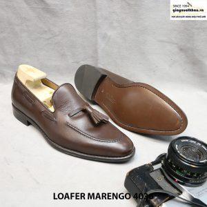 Giày lười da nam loafer Marengo 4036 size 42 003
