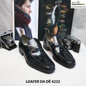 Giày lười da dê Loafer vyhofoco 4232 001