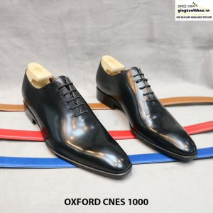 Giày tây nam Oxford Wholecute CNES 1000 001