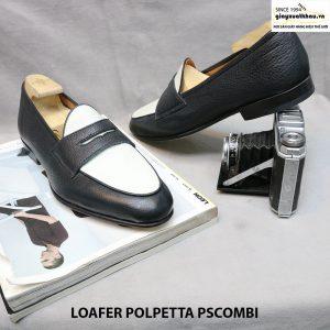 Giày lười không dây Loafer Polpetta PS Combi size 41 1/2 003