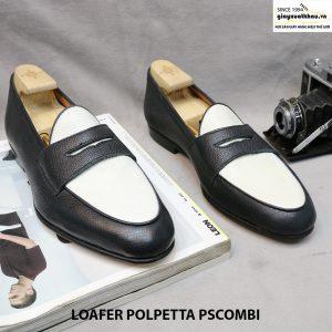 Giày lười không dây Loafer Polpetta PS Combi size 41 1/2 001