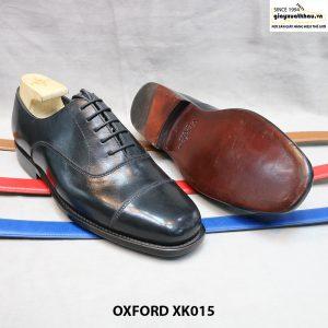 Giày tây nam mũi vuông Oxford XK015 Size 43 003