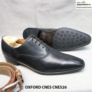 Giày nam da bò Oxford Cnes CNES26 Size 47 003