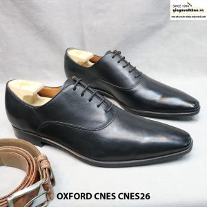 Giày nam da bò Oxford Cnes CNES26 Size 47 001
