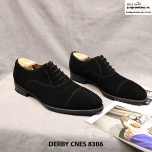 Giày tây nam Oxford da lộn CNES 8306 size 46 001