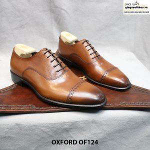 Giày Oxford nam hàng hiệu OF124 Size 41 001