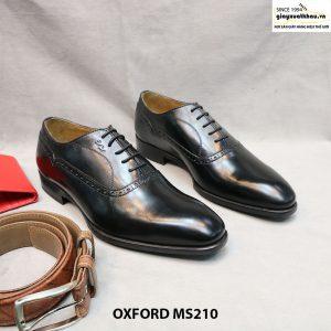 Giày oxford nam cột dây đẹp MS210 001