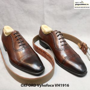 Giày da nam Oxford Vyhofoco VH1916 Size 43 001