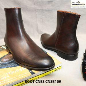 Giày Boot cổ cao CNES CNSB109 size 41 003
