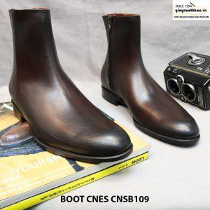 Giày Boot cổ cao CNES CNSB109 size 41 001
