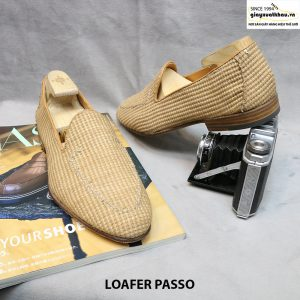 Giày tây nam loafer Polpetta Passo size 41 1/2 003