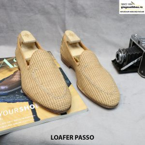 Giày tây nam loafer Polpetta Passo size 41 1/2 001