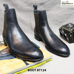 Giày Boot nam cổ cao BT124 Size 42+44 001