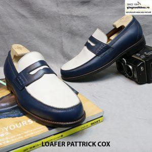 Giày mọi nam Loafer 2 màu Pattrick Cox size 42+43 004