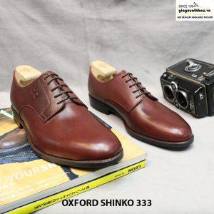 Giày tây buộc dây Oxford Tokyo 333 001