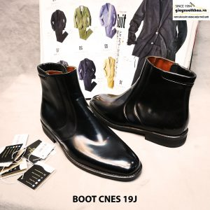 Giày Boot Chelsea CNES 19J Size 36 002
