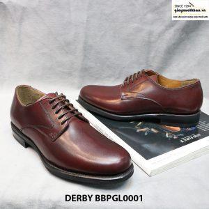 Giày tây nam Derby Ballband BBPGL0001 Size 36+37 007