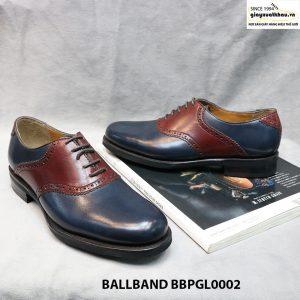 Giày Oxford nam Ballband BBPGL0002 Size 37+38 005