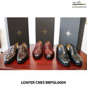 Giày lười Loafer nam CNES BBPGL0004 Size 35+36 001