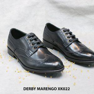 Giày tây buộc dây Derby Marengo XK022 Size 41 001