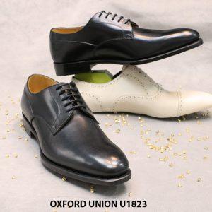 Giày tây buộc dây Derby Union U1823 size 41 005